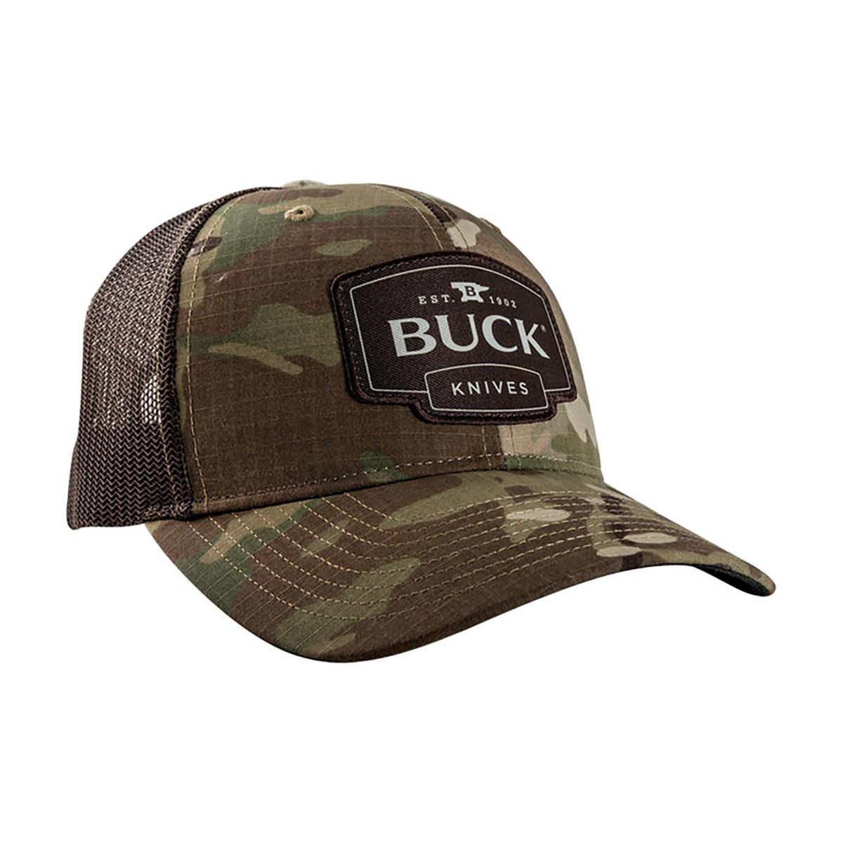 Бейсболка Buck Multicam Hat, камуфляж