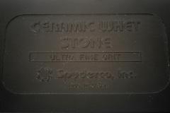 Керамический камень (alumina ceramic) Spyderco BENCH STONE ULTRA FINE, 302UF, фото 5