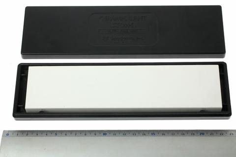 Керамический камень (alumina ceramic) Spyderco BENCH STONE ULTRA FINE, 302UF. Вид 4
