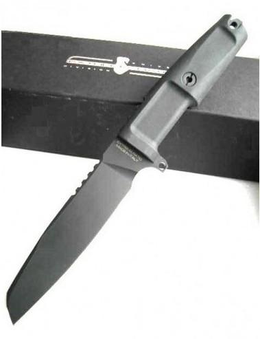 Фото 7 - Нож с фиксированным клинком Extrema Ratio Task Black, сталь Bhler N690, рукоять пластик