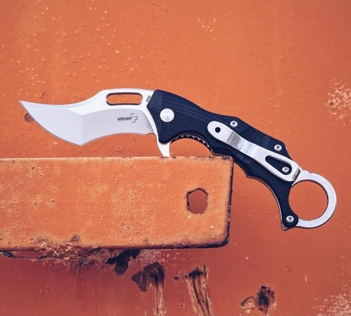 Фото 11 - Нож складной Boris Manasherov's Design