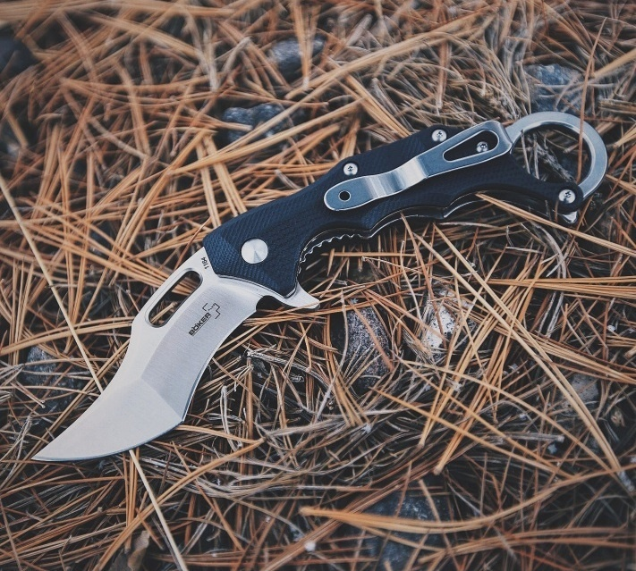 Фото 12 - Нож складной Boris Manasherov's Design