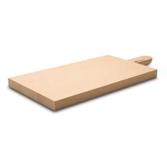 Доска разделочная 7291-2, 38х21х2.5 см, бук