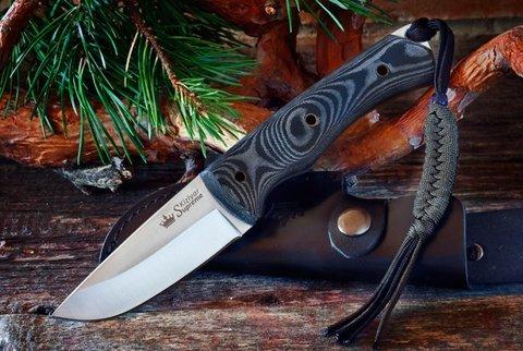 Нож KiD 440C Satin