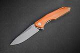Складной нож Rikeknife RK801G-O , сталь 154CM - купить в интернет магазине