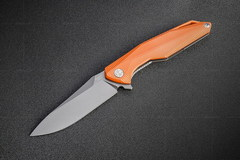 Складной нож Rikeknife RK801G-O , сталь 154CM