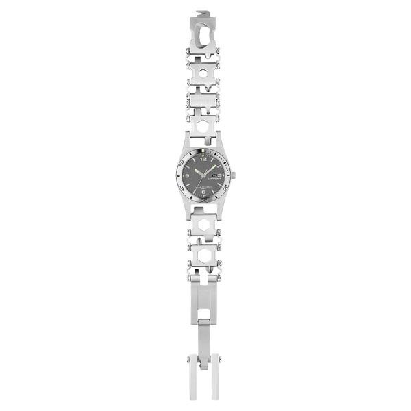 Фото 10 - Часы мультитул Leatherman Tread™ Tempo с браслетом