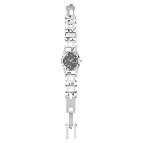 Часы мультитул Leatherman Tread™ Tempo с браслетом. Вид 5