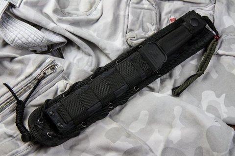 MOLLE многофункциональный чехол (ножны) Tactical Echelon Black - Nozhikov.ru