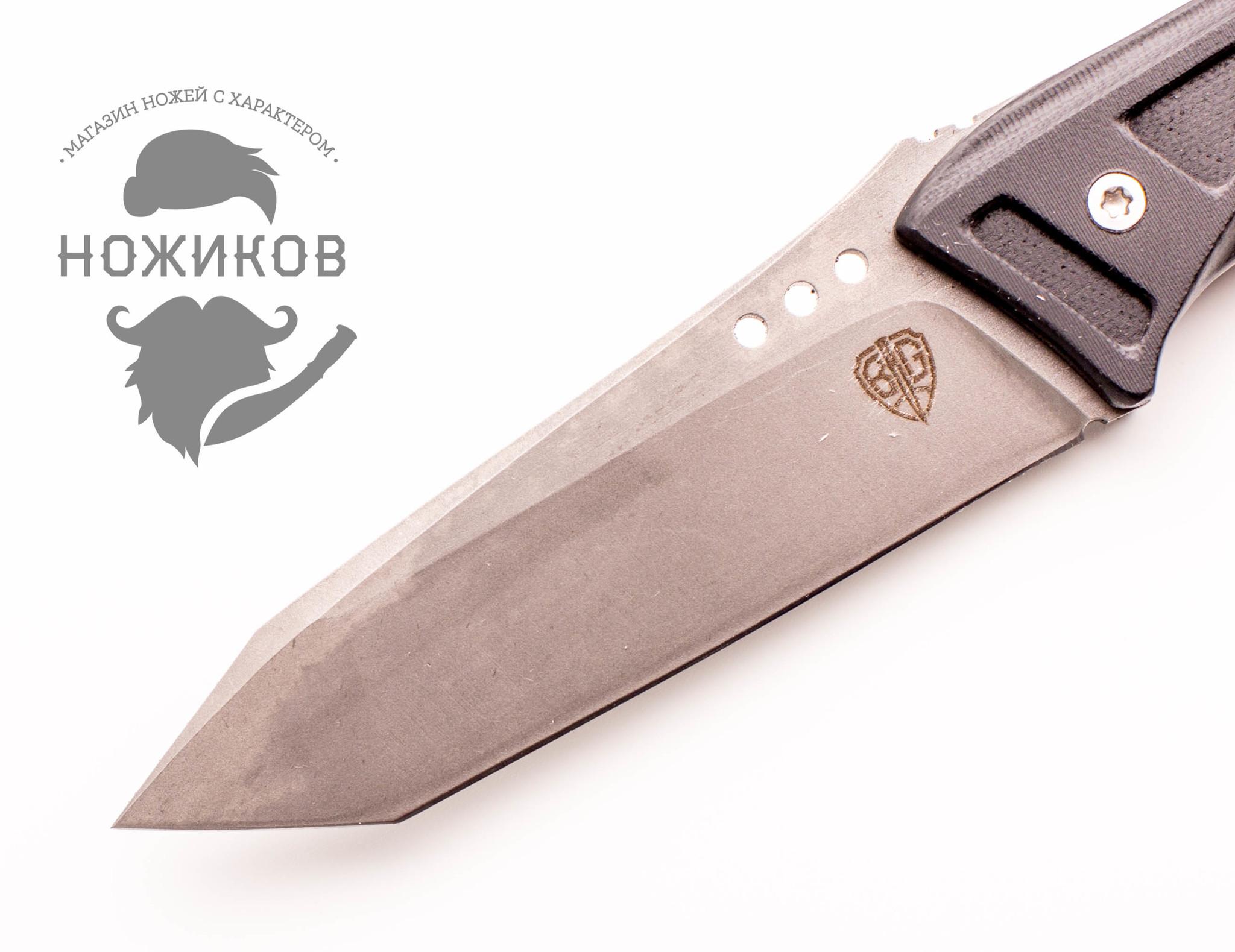Фото 12 - Нож Стелс от Ворсма