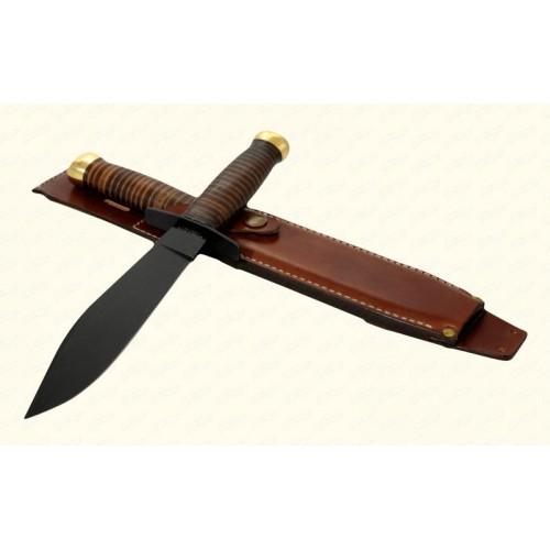 Нож EXTREMA RATIO Primo Corso, сталь Bhler N690, рукоять кожа фото