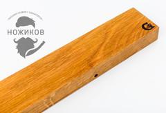 Магнитный держатель для ножей 45 см, дуб, фото 3