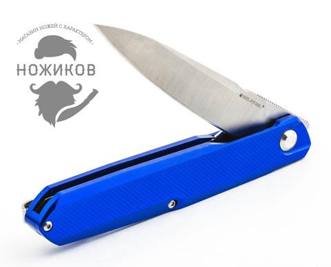 Складной нож Metamorph Soft Blue. Вид 6