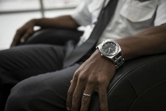 Фото 11 - Часы мультитул Leatherman Tread™ Tempo с браслетом