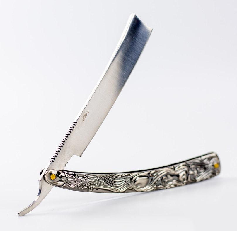 Фото - Опасная бритва S2000-2 опасная бритва с рукояткой из дерева