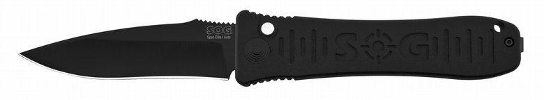 Складной нож Spec Elite 1 (Black Tini) от SOG
