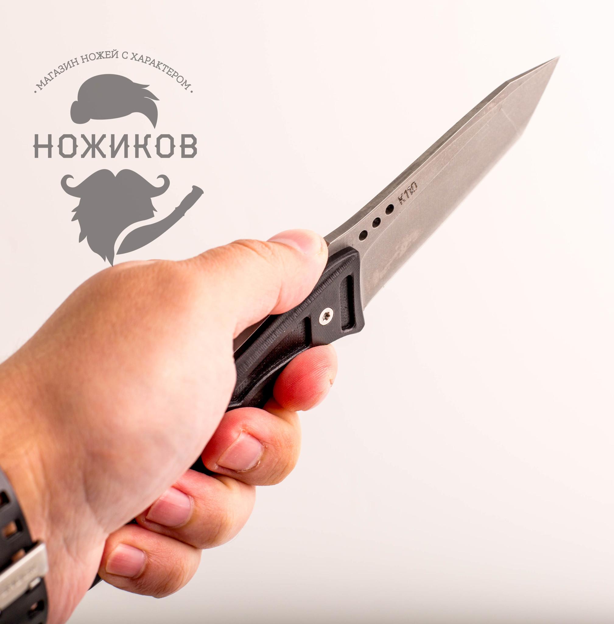 Фото 15 - Нож Стелс от Ворсма