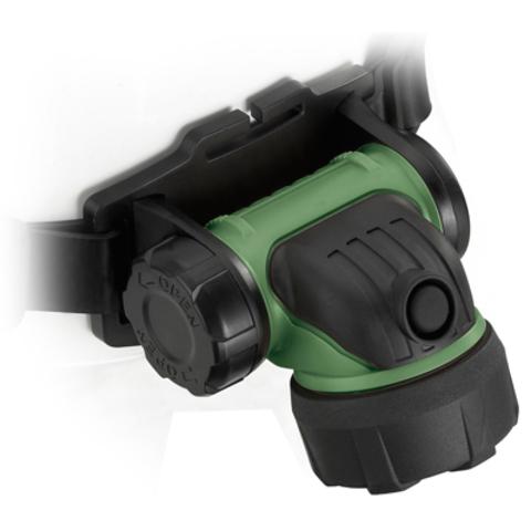 Фонарь светодиодный налобный Streamlight Headlamp Green Trident 61051. Вид 3