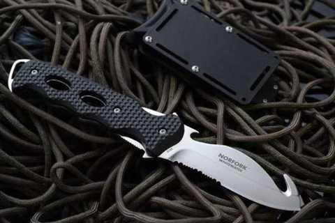 Ножи из стали Sandvik 12С27