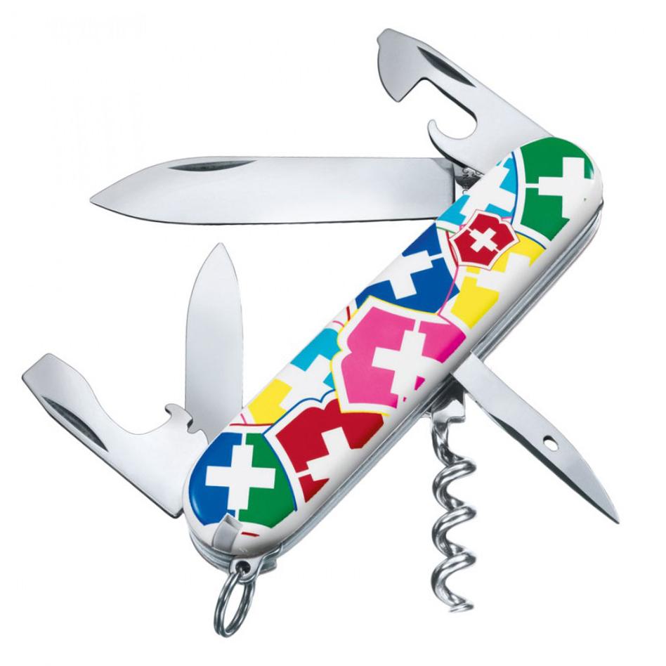 цена на Нож перочинный Victorinox Spartan VX Colors, сталь X55CrMo14, рукоять Cellidor®