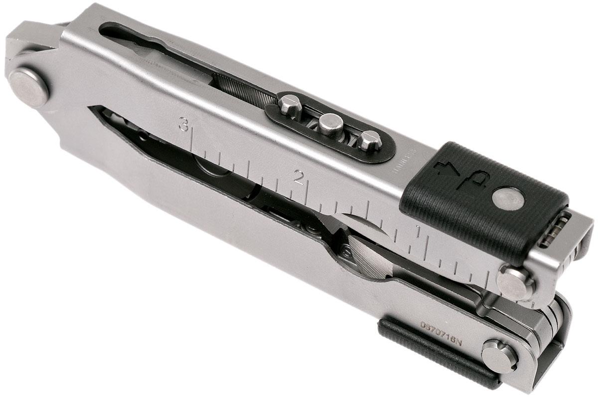 Фото 10 - Мультитул Gerber - MP 600 Stainless Steel Bluntnose, сталь 420HC, серебристый, 7500