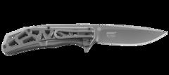 Складной нож CRKT Gusset™, сталь 8Cr13MoV, рукоять нержавеющая сталь, фото 7