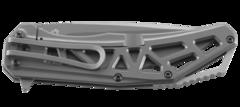 Складной нож CRKT Gusset™, сталь 8Cr13MoV, рукоять нержавеющая сталь, фото 8