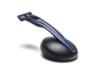 Подарочный набор Bolin Webb X1, бритва X1 синяя, подставка X1 черная - Nozhikov.ru