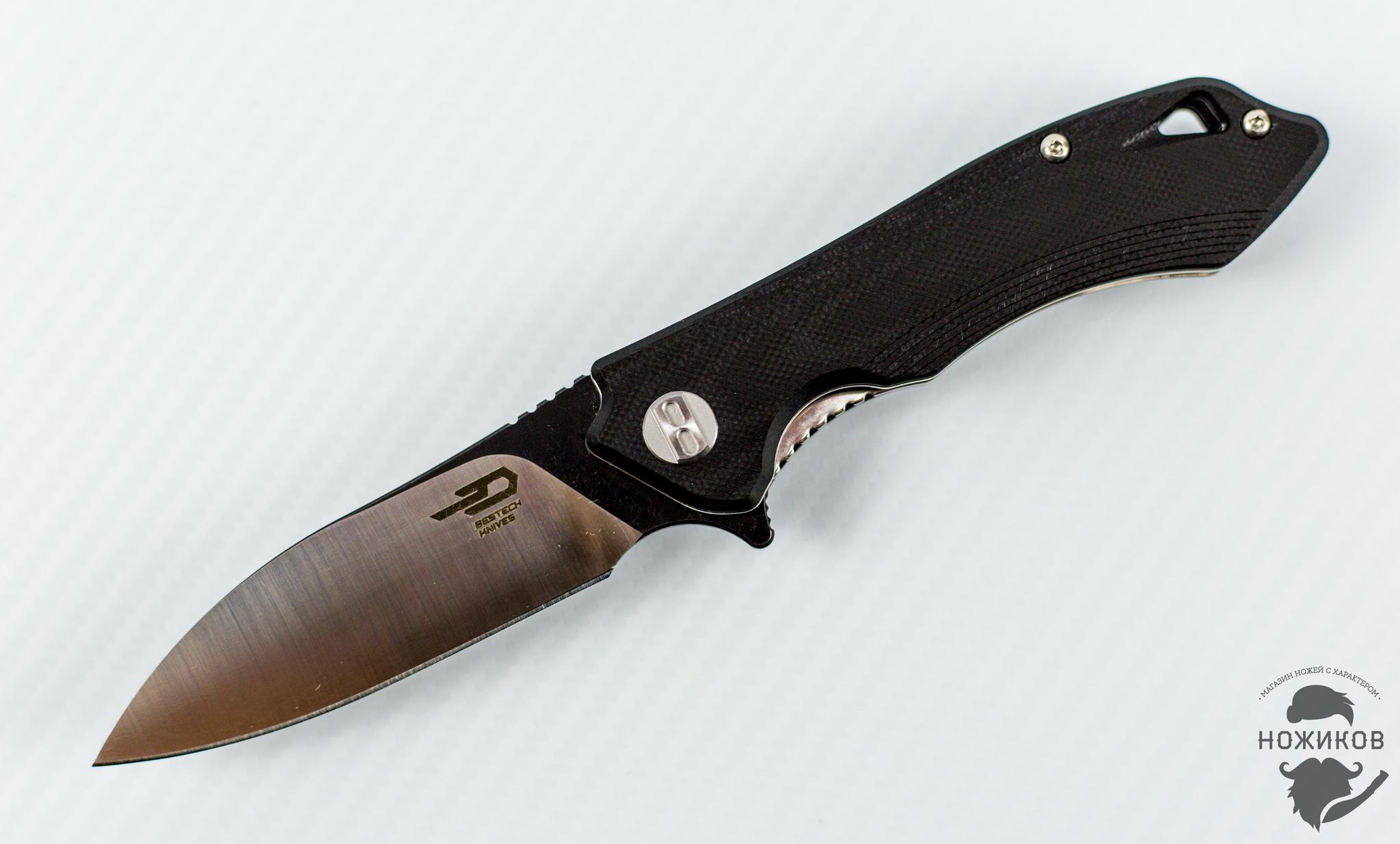 Складной нож Bestech Beluga BG11A-1, сталь Sandvik 12C27 eglo beluga 89133