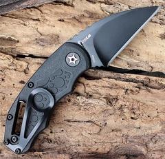 Складной нож Decoy KERSHAW 4700, сталь 3Cr13, рукоять термопластик GFN с прорезиненными вставками, фото 10