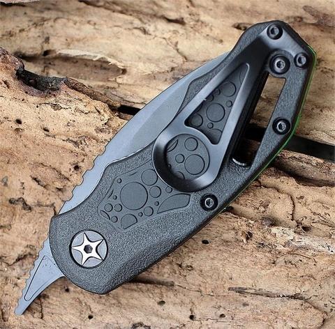 Складной нож Decoy KERSHAW 4700, сталь 3Cr13, рукоять термопластик GFN с прорезиненными вставками. Вид 11