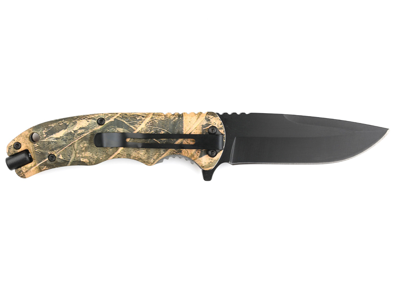 Фото 6 - Нож складной Stinger FK-C052, сталь 3Cr13, G10
