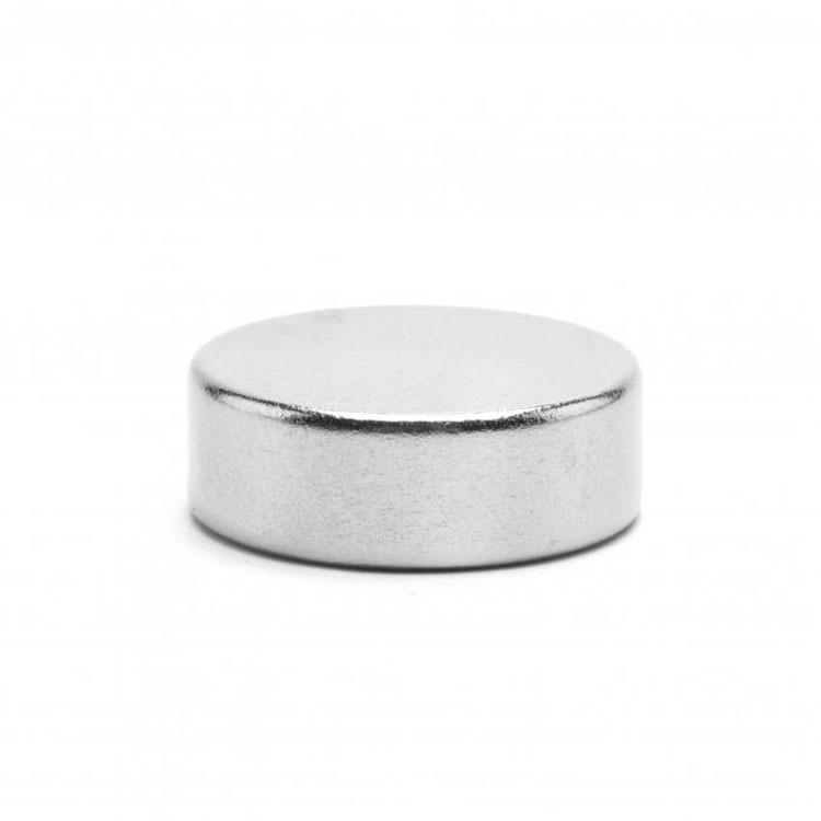 Неодимовый магнит диск 20х7 мм от Ganzo