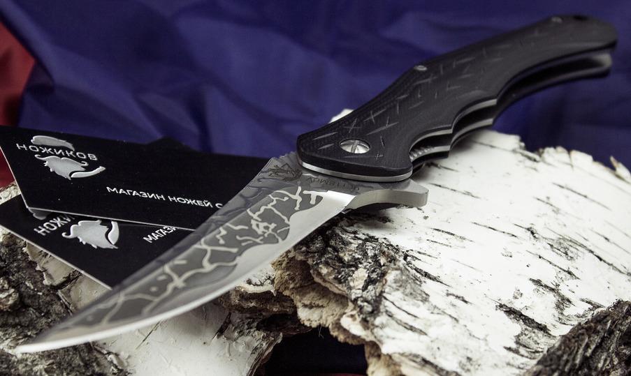 Фото 5 - Складной нож Skopar-02 от Steelclaw