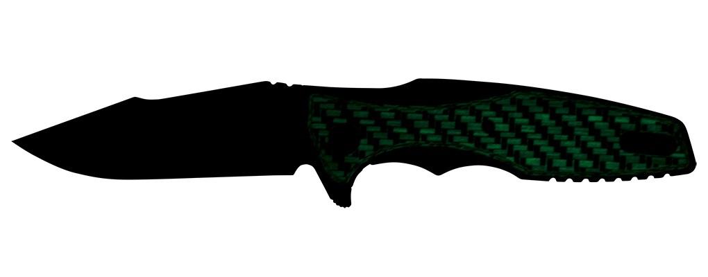 Фото 9 - Складной нож Zero Tolerance 0393GLCF, сталь CPM-20CV, рукоять титан/карбон