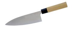 Нож Деба Narihira Tojiro, 180 мм, сталь AUS-8, рукоять дерево, фото 2
