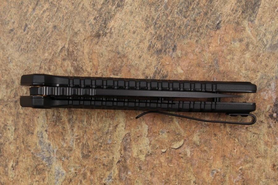 Фото 7 - Складной полуавтоматический нож Kershaw Fatback K1935, сталь 8Cr13MoV, рукоять пластик