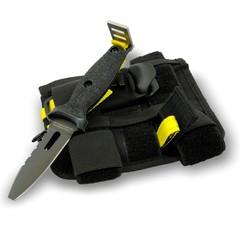Нож ныряльщика Extrema Ratio Dicok Diving Compact, сталь Böhler N690, рукоять полиамид, фото 1