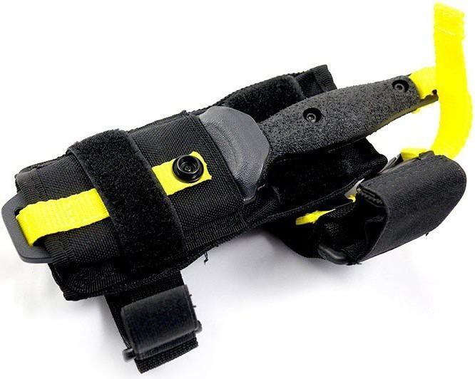 Фото 10 - Нож ныряльщика Extrema Ratio Dicok Diving Compact, сталь Bhler N690, рукоять полиамид