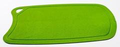 Доска разделочная BIOMAID угольная, термопластичный полиуретан, зеленая