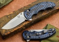 Складной нож Benchmade 300-1 AXIS® Flipper Butch Ball's Design, сталь 154CM, рукоять G10