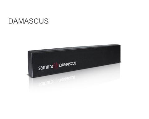 Нож кухонный Сантоку Samura Damascus SD-0092/Y, сталь VG-10/дамаск, рукоять G-10