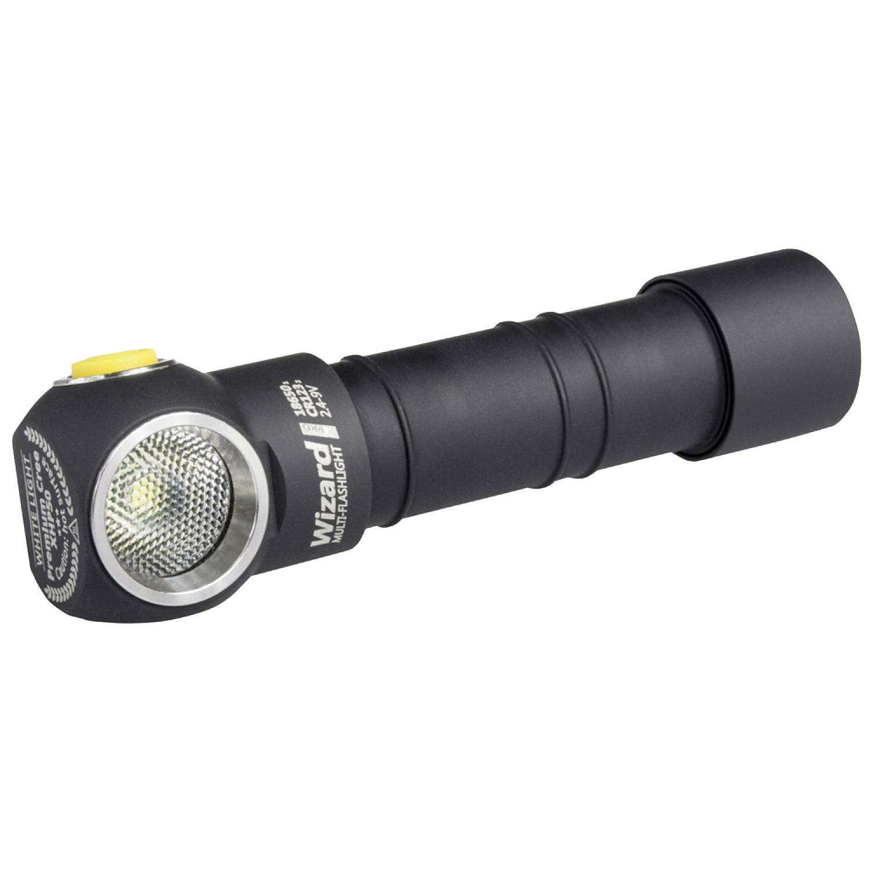 цена на Мультифонарь светодиодный Armytek Wizard Pro v3 Magnet USB+18650, 2300 лм
