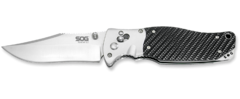 Складной нож Tomcat 3.0 - SOG S95, сталь VG-10, рукоять кратон, фото 12