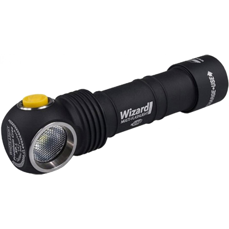 Мультифонарь светодиодный Armytek Wizard v3 Magnet USB+18650, 1250 лм [readstar] speak recognition voice recognition module v3 1