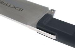 Полевой поварской нож Extrema Ratio Psycho 19 Satin, сталь Böhler N690, рукоять Forprene®, фото 2
