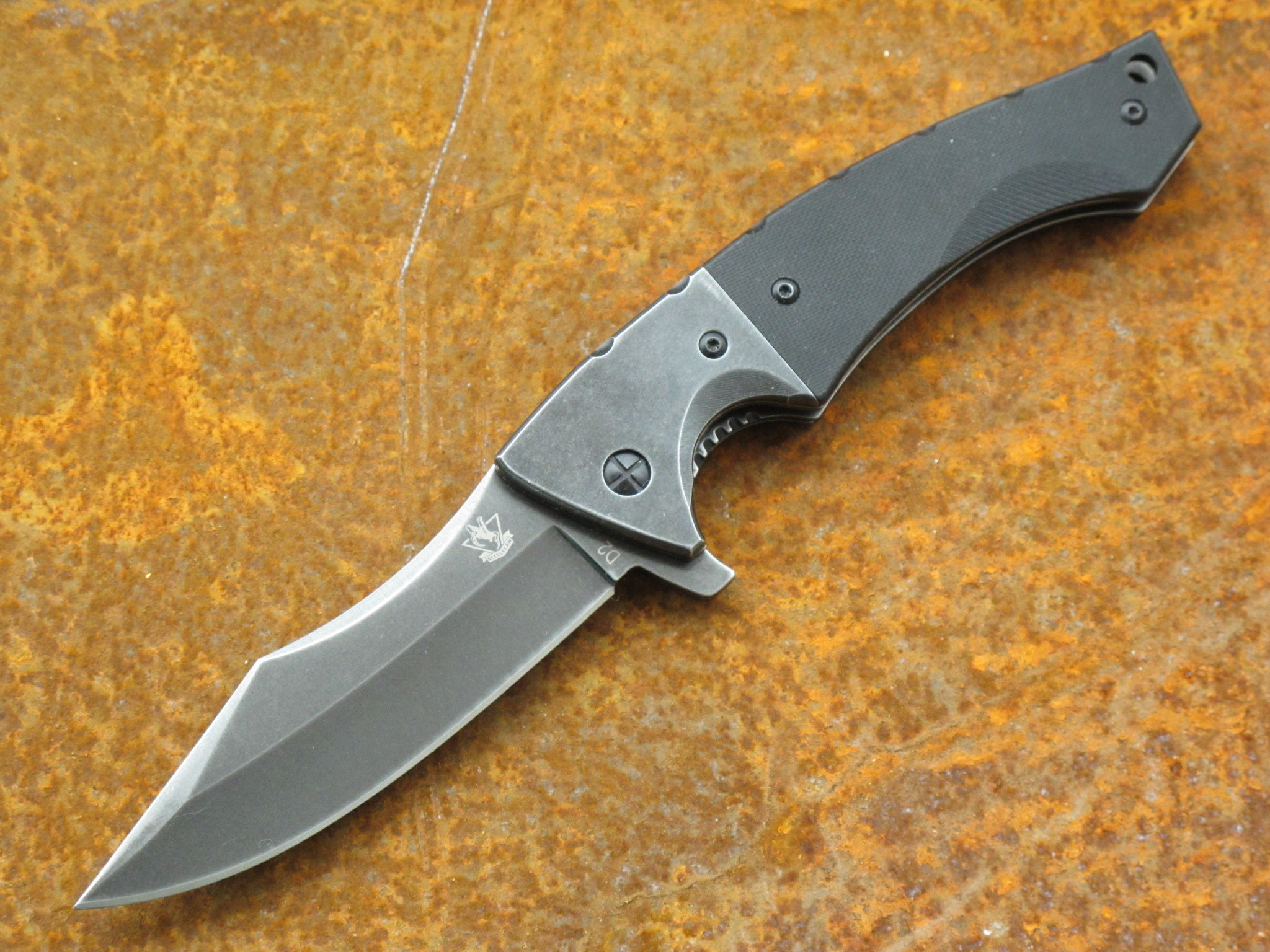 Складной нож Steelclaw Змей