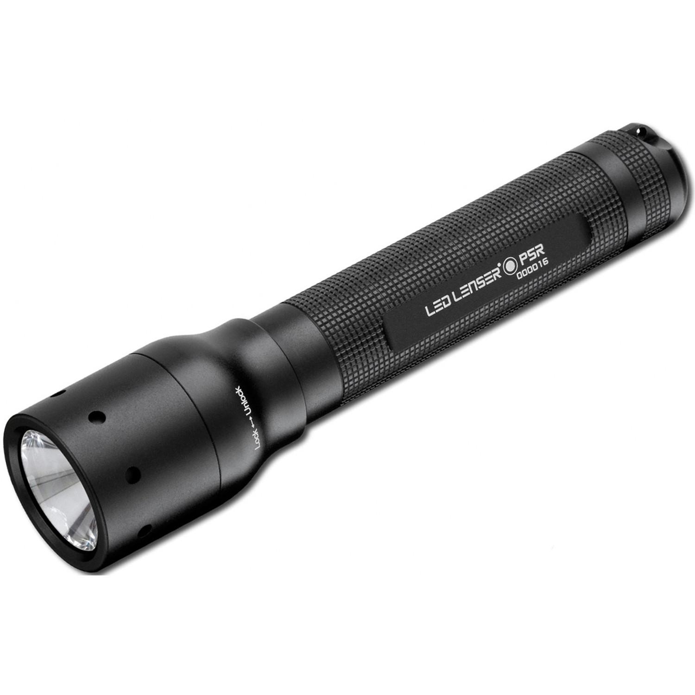 Фонарь светодиодный LED Lenser P5R с Power Bank, 420 лм., аккумулятор