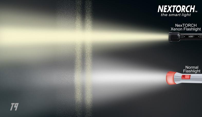 Фото 11 - Фонарь ксеноновый NexTorch T9 (NT-T9)