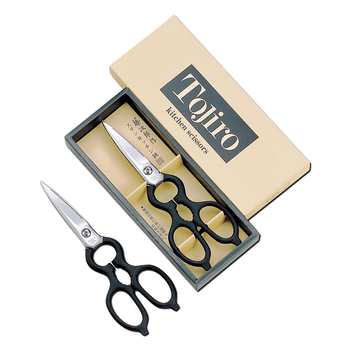 Кухонные ножницы FG-3500, сталь Sus420J2, Tojiro ножницы кухонные nouvelle ножницы кухонные